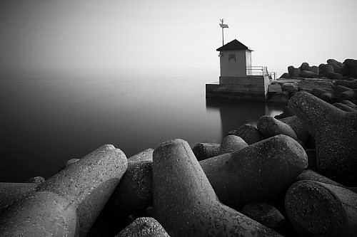 Punta Sabbione  - Long exposure