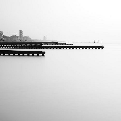 Jesolo Wharf - Long exposure