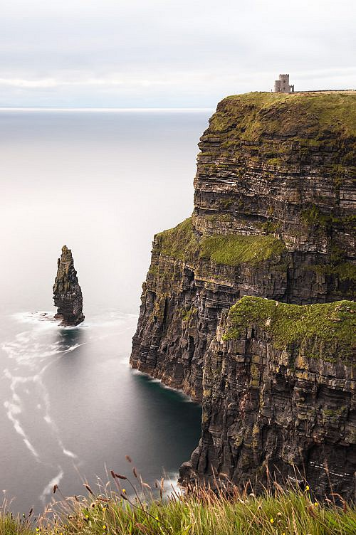 Cliff of Moher - Long Exposure