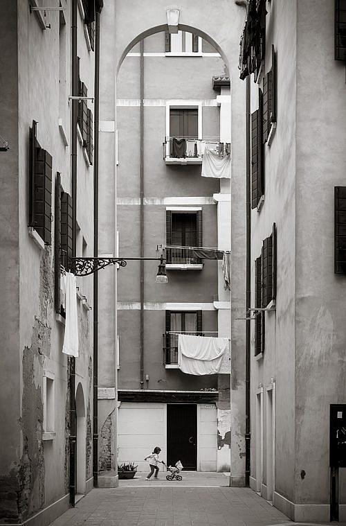 Street Photography Venezia