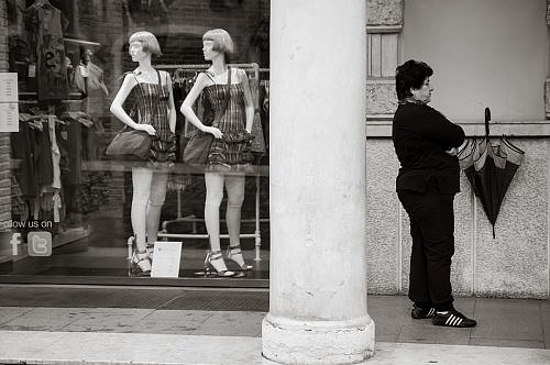 Street Photography on Bassano